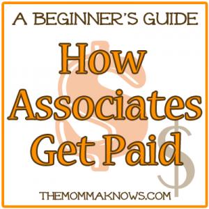 How Associates Get Paid