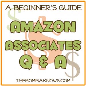 Amazon Associates Q & A