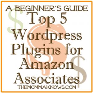 Top 5 Wordpress Plugins for Amazon