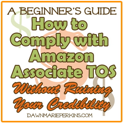 How to Comply With Amazon TOS Without Ruining Your Credibility